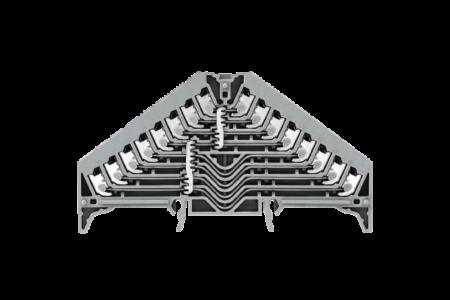 Weidmüller PPV 8 OR 35X7.5 DGR (20 stuks)