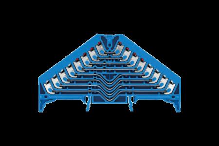 Weidmüller Etage-verdeelklem PRV8 (20 Stuks)