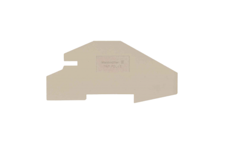 Weidmüller Afsluitplaat PAP PDL4S (20 Stuks)