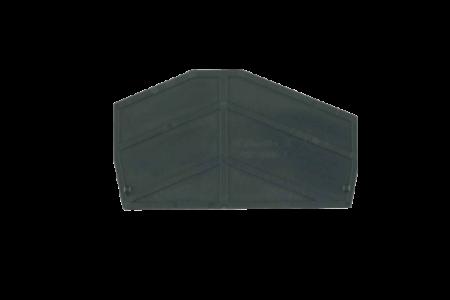 Weidmüller Afsluitplaat ZAP ZDU6-2 (50 Stuks)