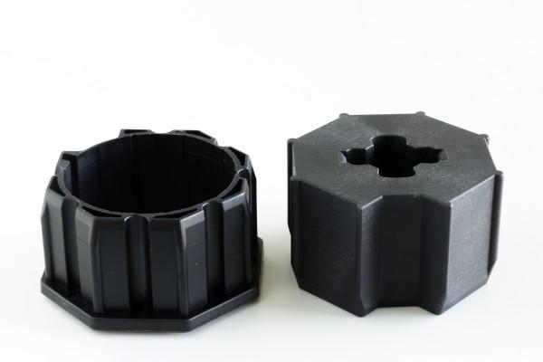 Buismotor Adapter
