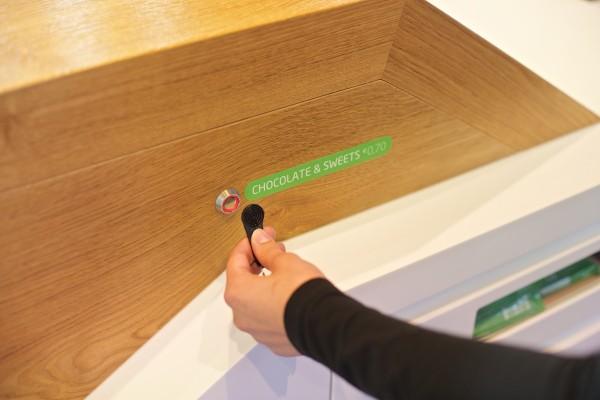 Elektronische Sleutel – iButton Lezer Indoor