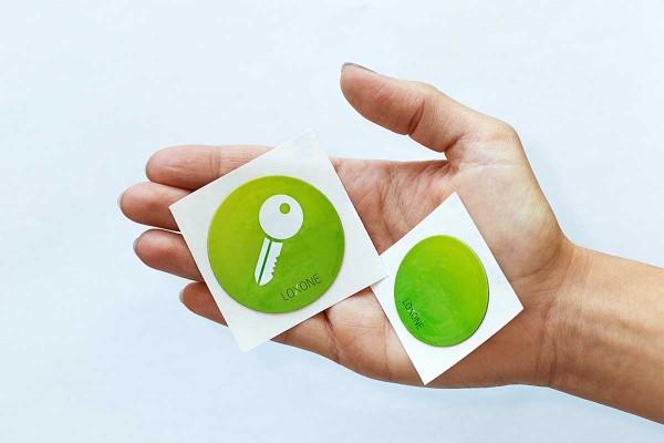 Versleutelde NFC Smart Tags