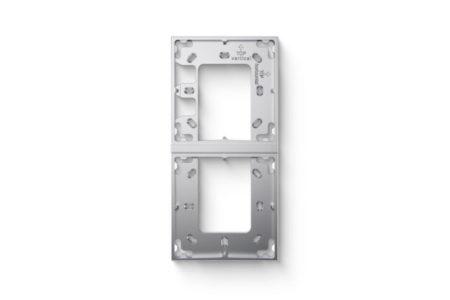 Montageframe dubbel – Zilver