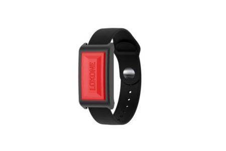 Wrist Button Air ( Noodknop)